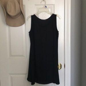 Brand Melville light weight black dress!